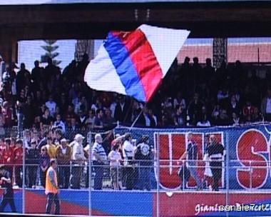 Calcio, il Fondi si prepara per la partita di domenica con il Borgo a Buggiano