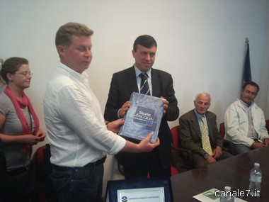 Progetto Albatros, gli studenti russi in visita al Consorzio di Bonifica