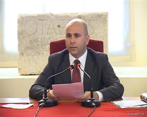 Consuntivo report amministrativo del Sindaco di Fondi: 20 Dicembre 2013