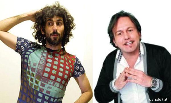 """""""Fondi Comix Show"""", stasera 6 giugno torna la comicità con ALBERTO FARINA E ALESSANDRO SERRA"""