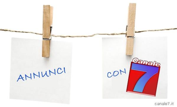 ANNUNCI CON CANALE7. La nuova bacheca di cerco/offro per tutti i fondani!