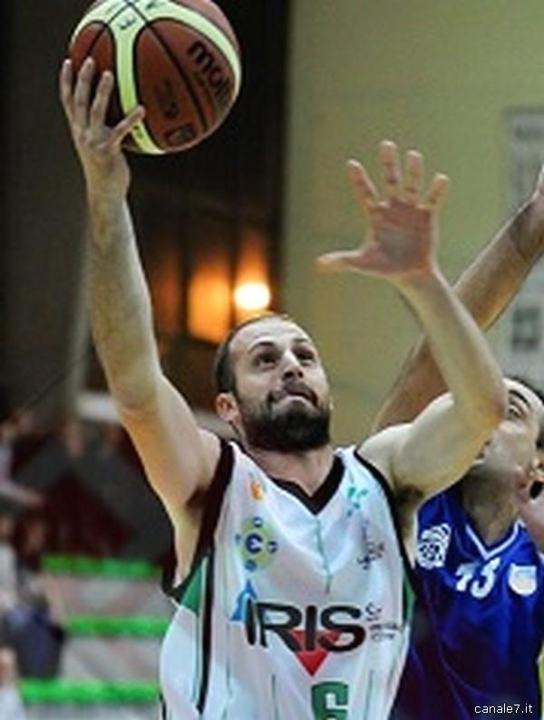 Basket. Bentornato a casa Gaetano