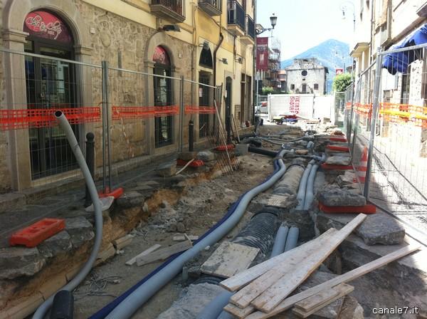 Ritrovamenti archeologici in via Appio Claudio