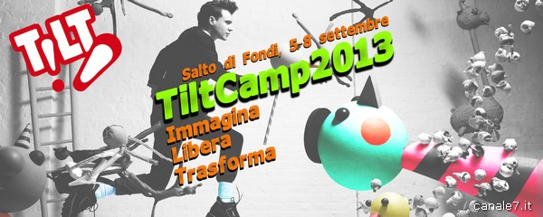 "Workshop, seminari e dibattiti al ""Tilt Camp!"". La politica protagonista al Salto di Fondi"