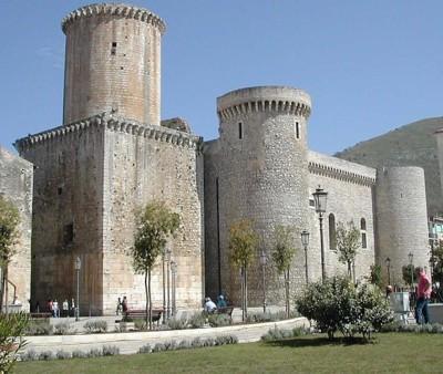 Fondi Castello baronale