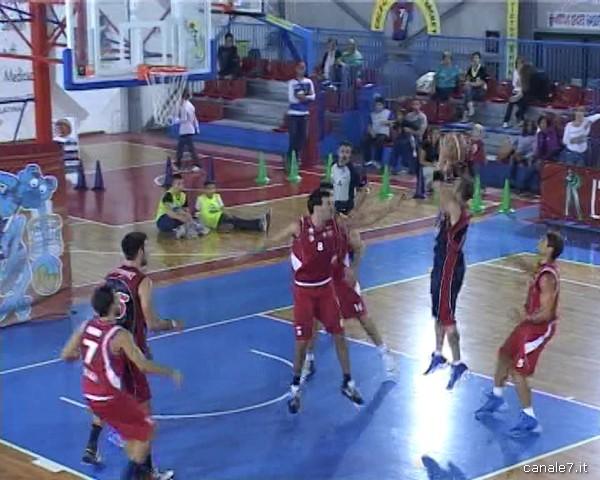 Basket. L'Oasi di Kufra torna alla vittoria