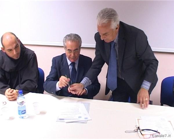 Coop Ricerca Educativa di Fondi, passaggio di consegna al nuovo Presidente prof Lucio Biasillo
