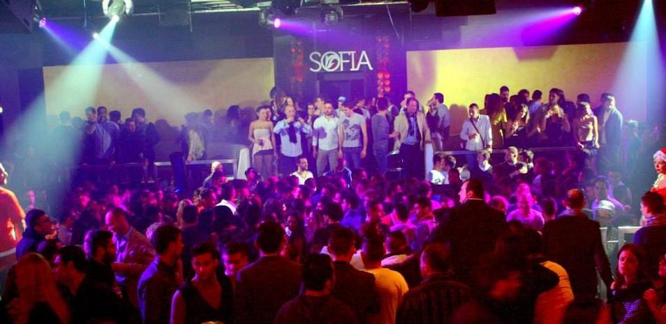 Sofia il dancefloor