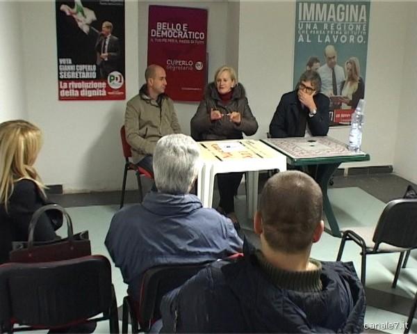 Comitato Cuperlo, ieri a Fondi l'incontro con Livia Turco