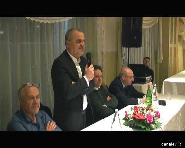M.S.BIAGIO, AMMINISTRATIVE 2014. PRESENTATA LA CANDIDATURA A SINDACO DI FEDERICO CARNEVALE