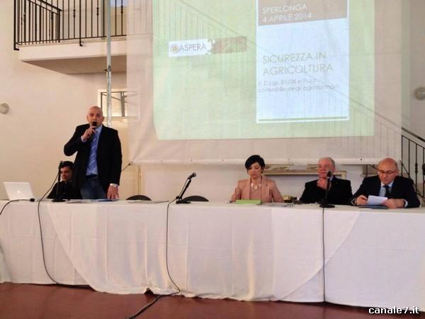 """Grande partecipazione al convegno sulla """"Sicurezza in Agricoltura"""""""