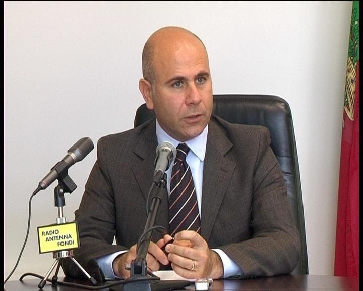 Scatto sindaco de meo conferenza stampa apr 2014