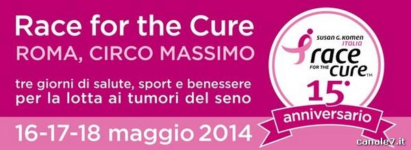 """Anche l'ANDOS di Fondi alla 15a """"Race for the Cure"""", la """"maratona rosa"""" di Roma"""