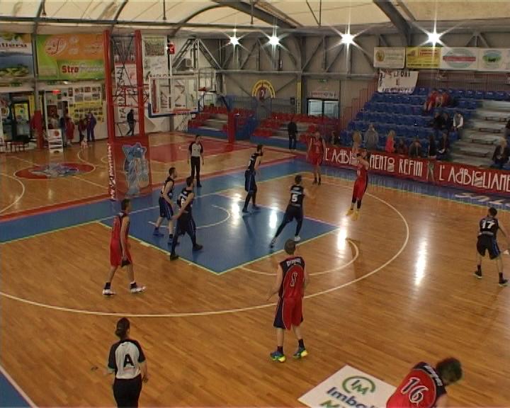 Basket, OASI DI KUFRA FONDI – BENACQUISTA LATINA 61-100
