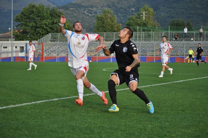 Calcio. Torna a Fondi Gabriele Difino