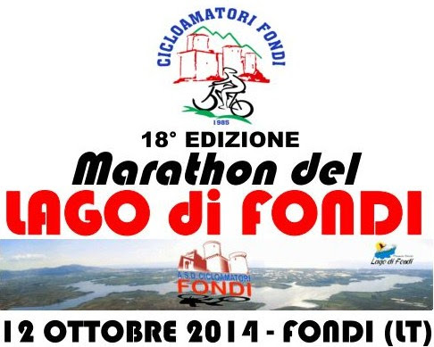 slide Granfondo Mtb del Lago di Fondi 2014