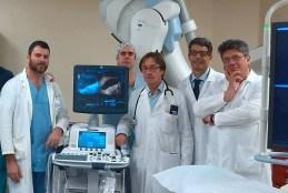 SANITA'. L'Ospedale S. M. Goretti di Latina all'avanguardia mondiale nella cura dei noduli tiroidei. Riconoscimenti arrivano anche dagli Stati Uniti per la nuova tecnica della termoablazione.