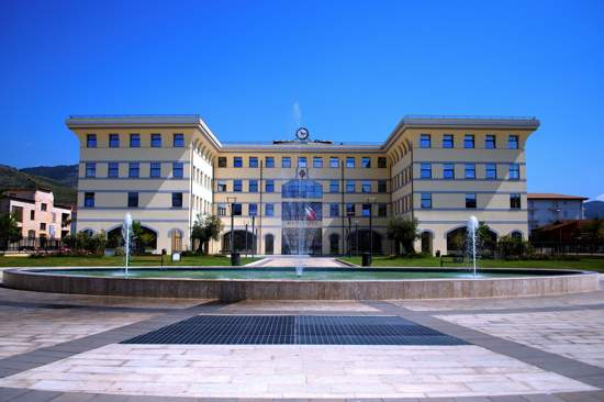 municipio casa comunale di Fondi