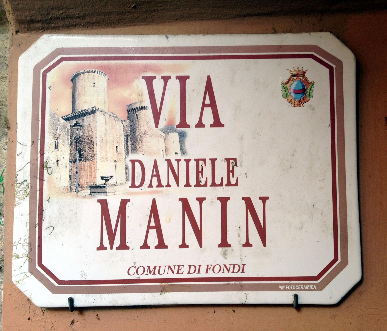 Via Daniele Manin