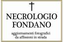 Necrologio Fondano (rubrica periodica) 18 Mar 2015
