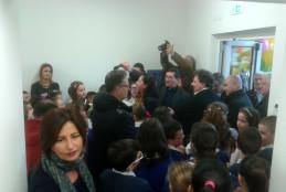 Inaugurata la nuova Scuola Elementare nel quartiere Portone della Corte – Intervento realizzato con fondi P.L.U.S.