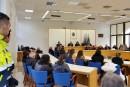 Sala consiliare gremita per l'incontro con le associazioni del territorio per discutere del futuro dell'Ospedale di Fondi