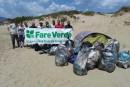 """Fondi ha risposto al """"Let's Clean Up Europe Day"""" 2015: a Capratica partecipazione e riscontri positivi"""