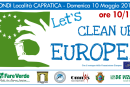 "Domenica mattina a Capratica ""Let's Clean Up Europe Day"""