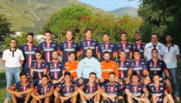 HC Fondi pallamano 2014-2015