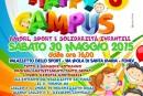 Happy Campus, sabato la terza edizione dell'evento benefico in ricordo di Giuseppe Cannella
