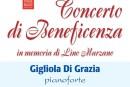 Concerto di beneficenza in memoria di Lino Marzano