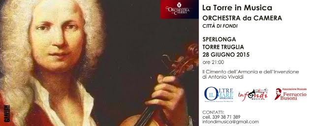 SLIDE CONCERTO ORCHESTRA CITTA' DI FONDI GABRIELE PEZONE SPERLONGA GIU15