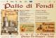 """IV edizione del """"Palio di Fondi"""": 25-28 Giugno 2015 in piazza Alcide De Gasperi"""