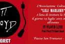 """Questa sera, dom 19 lug, concerto evento della nuova Tribute Band """"IT Floyd"""" per la chiusura del Fondi Sport Village"""