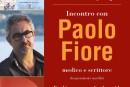 Sperlonga incontra Paolo Fiore, il medico scrittore