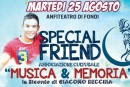 Musica & Memoria, un evento in ricordo di Giacomo Recchia