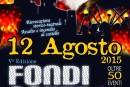 """""""Fondi Notte Bianca"""" – V edizione: appuntamento oggi, mercoledì 12 Agosto 2015"""