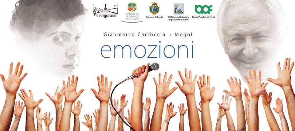 Slide EMOZIONI - Gianmarco Carroccia e Mogol