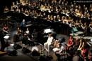 Gaeta torna a vivere il medioevo con i Carmina Burana, oltre 100 artisti sul palco dell'Arena