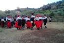 Una coreografa e lezioni per preservare le tradizioni monticellane