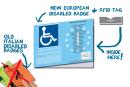 Entro il 15 Settembre 2015 sostituzione contrassegno invalidi con il CUDE – Contrassegno Unificato Disabili Europeo: modulistica negli Avvisi pubblici