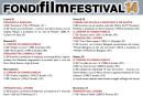 Questa sera la serata di apertura del Fondi Film Festival