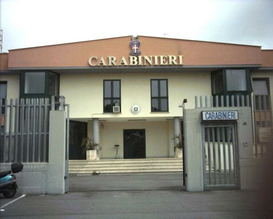 WCENTER 0LATAFBVDZ - terracina latina carabinieri comando compagnia  -  redazione latina  -