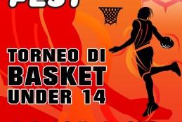 """""""Fondi Basket Fest"""" – Torneo di Basket giovanile: da Venerdì 4 a Domenica 6 Settembre 2015 – Palazzetto dello Sport"""