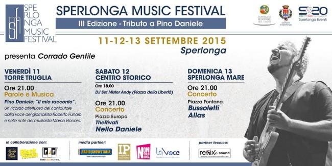 sperlonga music festival