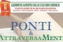 """""""Giornata Europea della Cultura Ebraica"""" – Domenica 6 Settembre 2015: le iniziative nella Città di Fondi"""