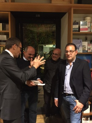 Mariano di Vito e relatori