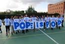 """Rebibbia, flashmob """"POPE IS POP"""" delle detenute: cattoliche e musulmane danzano insieme per il Papa"""