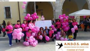 foto gruppo andos fondi ottobre rosa 2015 -2
