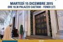 """Incontro """"La Porta della Misericordia. Riflessioni sul Giubileo"""": Martedì 15 Dicembre 2015, ore 18.30 – Palazzo Caetani"""